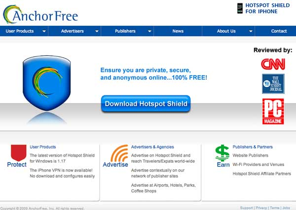 download hotspot shield from myegy