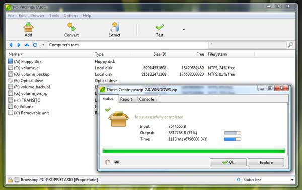 PortableApps.com - Browse /<b>7-Zip</b> <b>Portable</b> at SourceForge.net